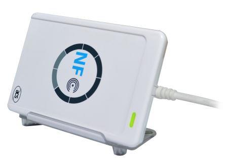 NFCWSoftware for ACR122U NFC Reader